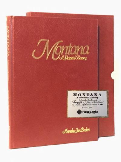 Montana: A Pictorial History, Boden, Anneke-Jan