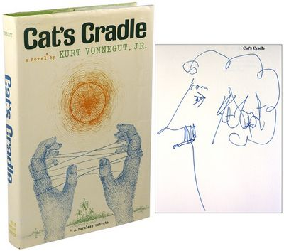 an analysis of cats cradle by kurt vonnegut Anyway, cat's cradle dropped into bookstores in 1963 it was the fourth book by the one-and-only kurt vonnegut while no means a runaway success, the novel was a turning.