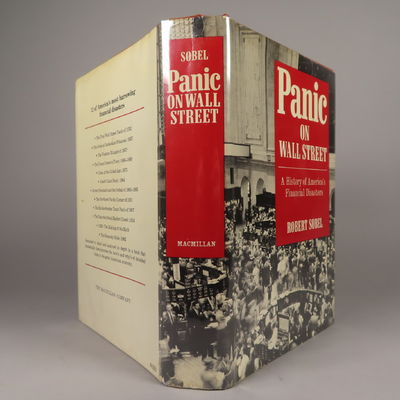 Image for Panic on Wall Street A History of America's Financial Disaster