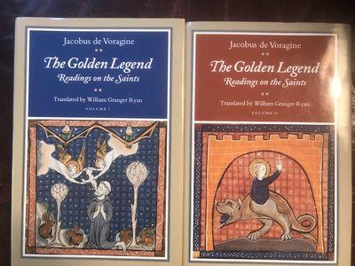 Image for The Golden Legend Jacobus de Voragine Readings on the Saints Vol. I and Vol. II Two Volume Hardcover Set