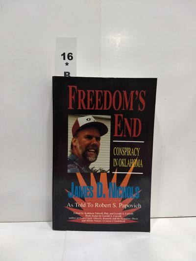 Image for Freedom's End Conspiracy in Oklahoma
