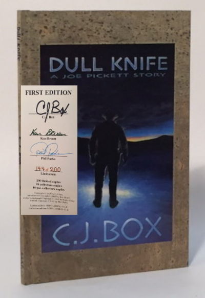 Dull Knife: A Joe Picket Story, Box, C.J.