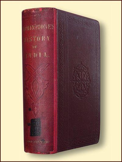 History of India the Hindu and Mahometan Periods, Elphinstone, Montstuart
