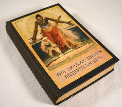 The Arabian Nights' Entertainments, Arabian Nights.  Illustrated By Louis Rhead