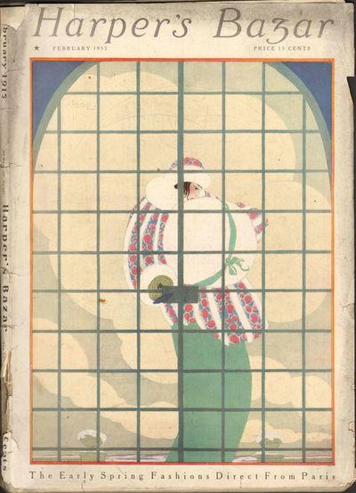 Image for Harper's Bazar (Harper's Bazaar) February 1915 (Magazine)
