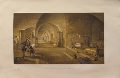 Image for Interior of Fort Nicholas