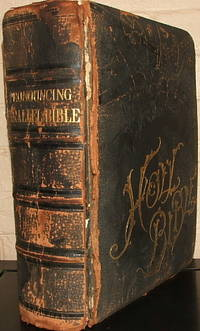 Pictorial Family Bible. The Pronouncing Edition Of The Holy Bible Containing The Authorized And Revised Versions Of The Old And New Testaments, Arranged In Parallel Columns, Giving The Correct Pronounciation Of Every Proper Name Contained In The Bible - Used Books