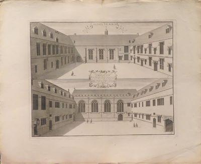 Image for Collegium Lincolniense [engraving] Reverendo admodum J. Morley, S.T.P. [from Oxonia depicta]