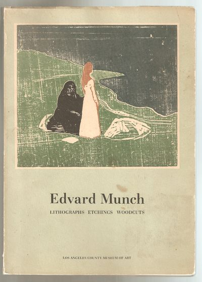 Edward Munch Lithographs Etchings Woodcuts