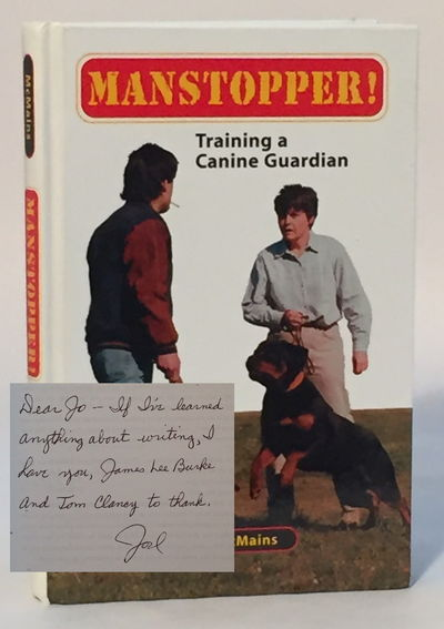 Manstopper: Training a Canine Guardian, McMains, Joel