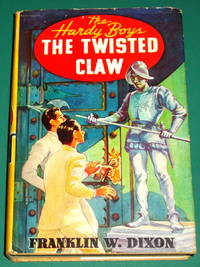 image of THE HARDY BOYS: The Twisted Claw- #18