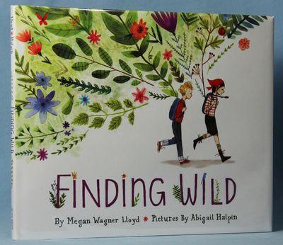 Finding Wild, Lloyd, Megan Wagner