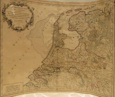 Les Provinces-Unies des pays-Bas, qui Comprennent le Duche de Gueldre,   les Comtes de Hollande, de Zelande, de Zutphen, les Seigneuries d'Utrecht,  d'Ouest-Frise, d'Ower-Issel, et de Groningue
