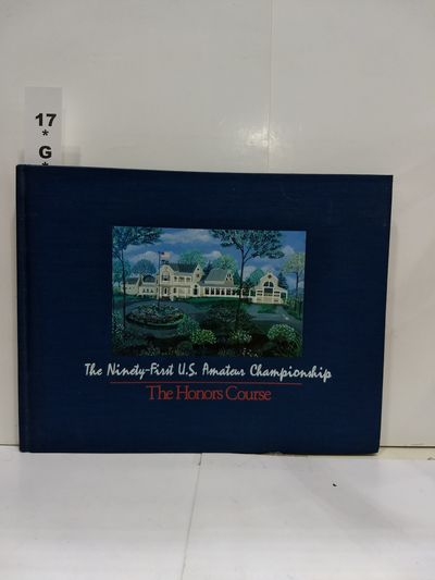 Image for The 91st U.S. Amateur Championship - The Honors Course - (SIGNED)