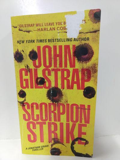 Image for Scorpion Strike (a Jonathan Grave Thriller)