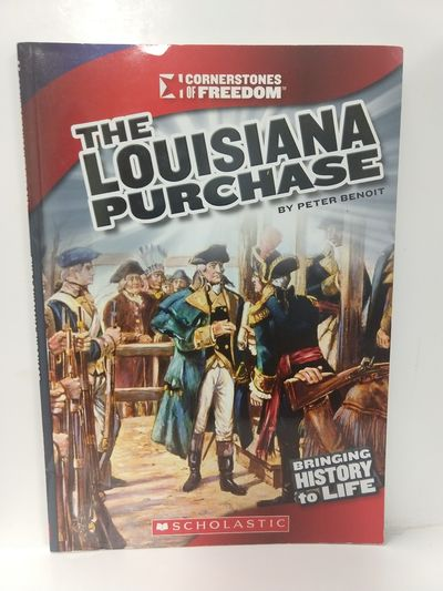 Image for The Louisiana Purchase (Cornerstones of Freedom)