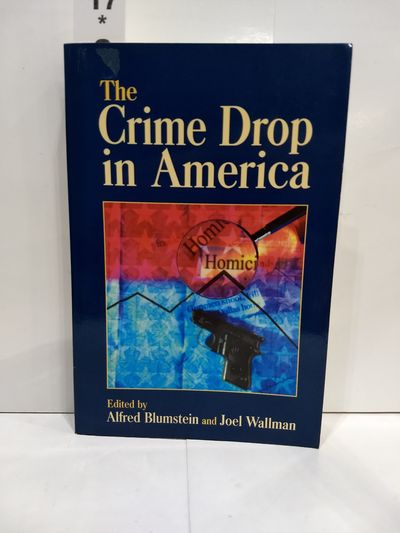 Image for The Crime Drop In America (cambridge Studies In Criminology)