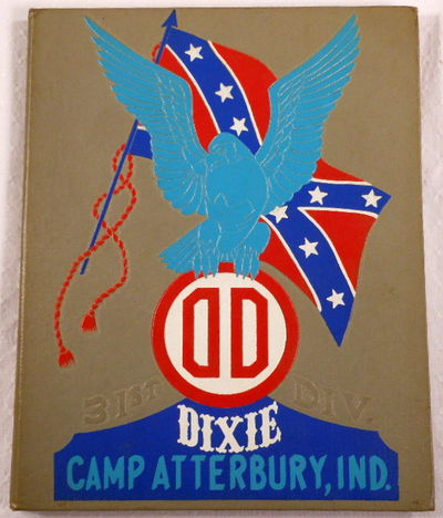 31st Dixie Division Yearbook, Camp Atterbury, Indiana, 1953, 31st Infantry Division, US Army