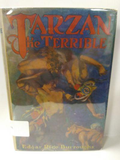 Image for Tarzan the Terrible