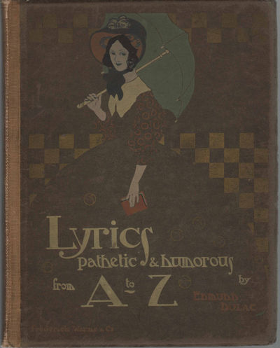 Image for Lyrics Pathetic & Humorous from A to Z