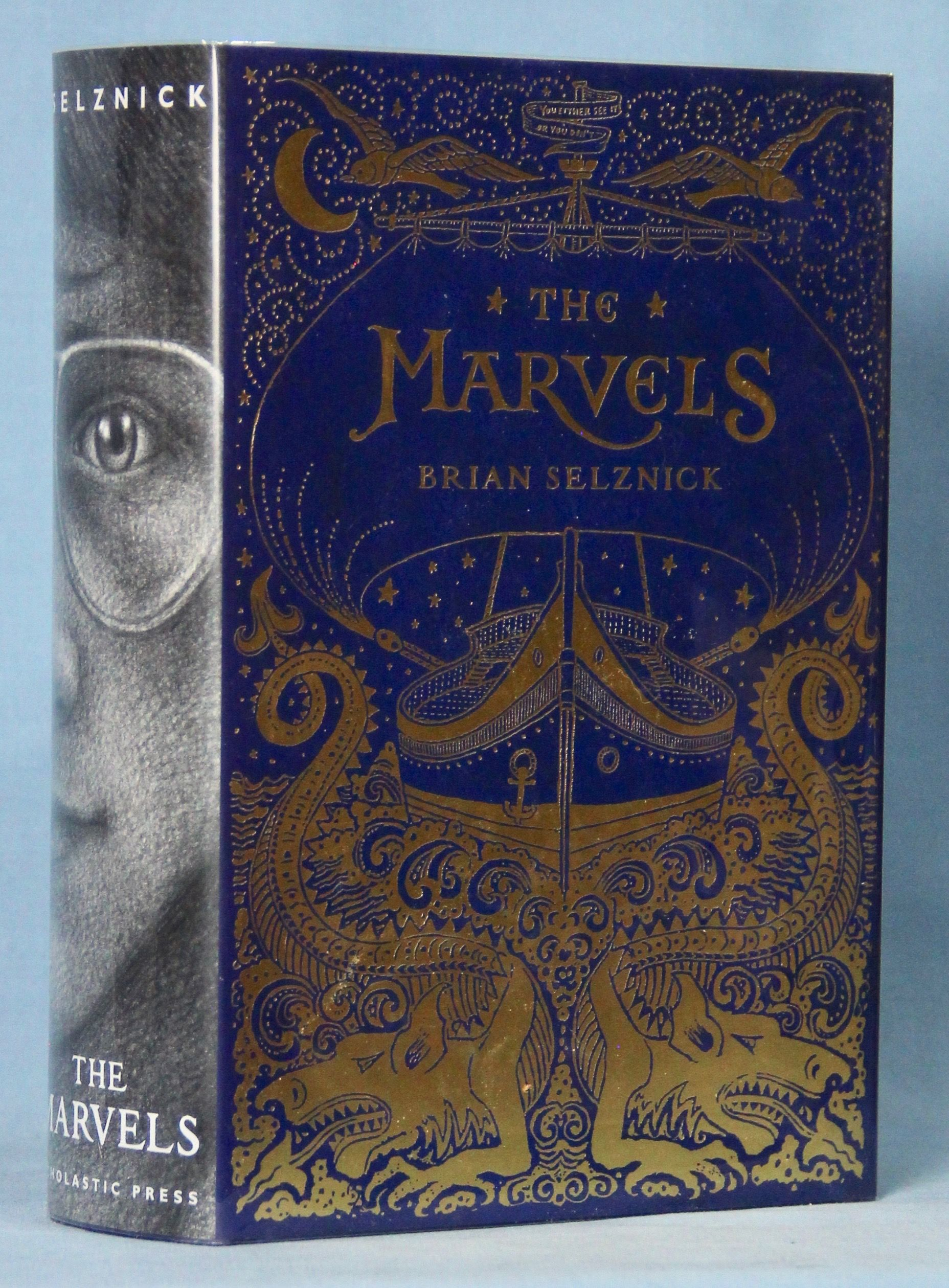 Image for The Marvels (Signed)