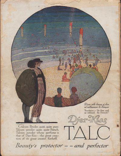 Image for Vanity Fair Magazine, July, 1916