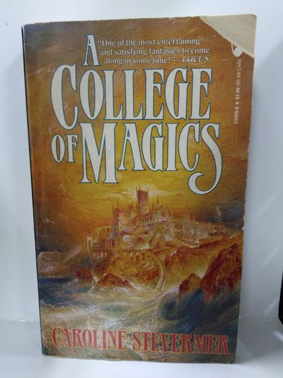 Image for A College of Magics