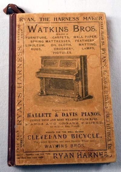 Bowers' Manchester Directory 1900-01 [Connecticut], Arnott, Alexander