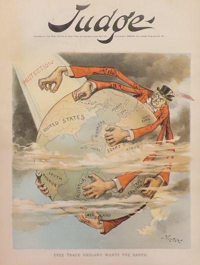 Image for Judge Magazine,  July 7, 1888 - December 8, 1888