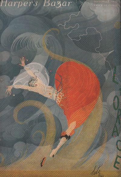 Image for Harper's Bazar (Harper's Bazaar). September 1917 - Cover Only