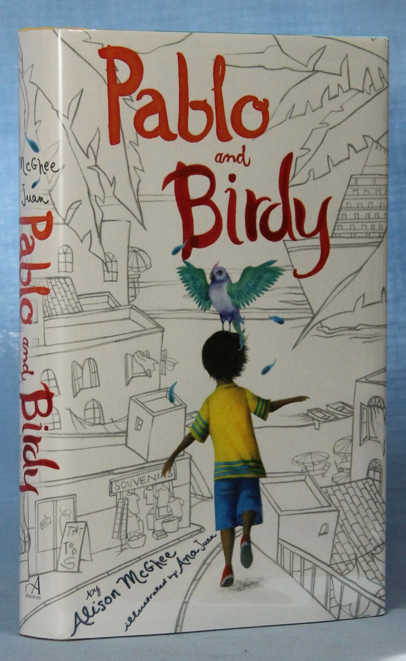 Image for Pablo and Birdy (Signed)