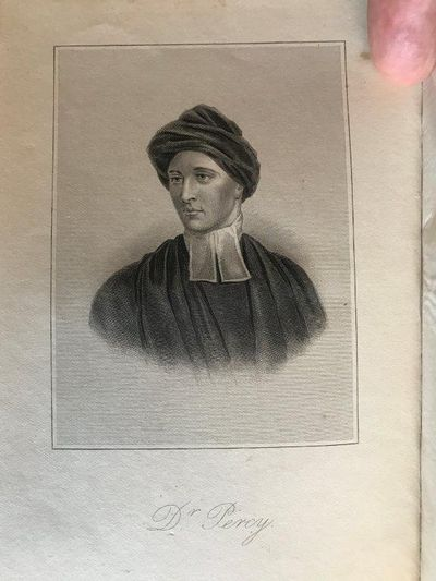 Image for Reliques of Ancient English Poetry, consisting of old heroic ballads, song, etc. A new edition edited by Edward Walford, M.A., with a glossary and life. Portrait and original illustrations.