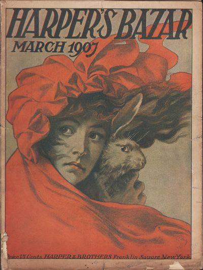 Image for Harper's Bazar [Bazaar], March 1907
