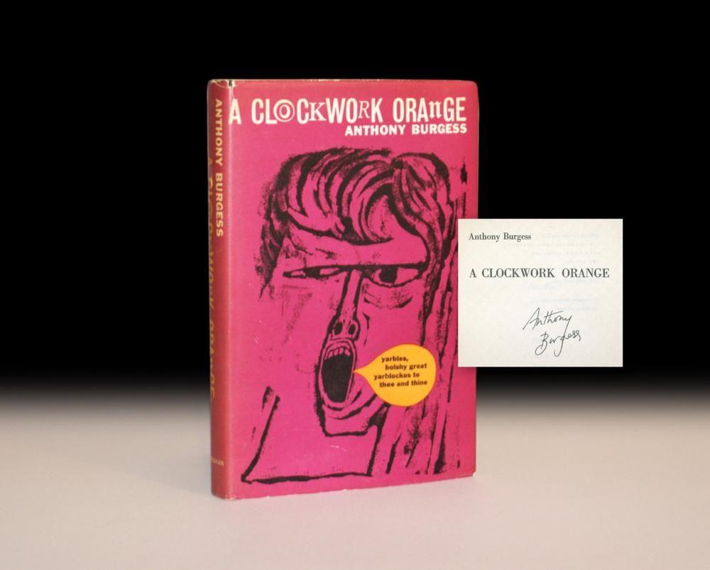 The 100 best novels: No 82 – A Clockwork Orange by Anthony Burgess (1962)