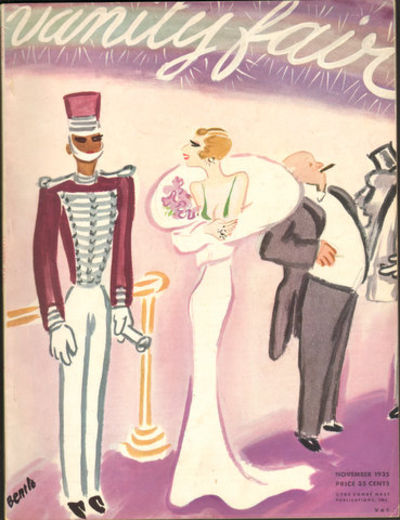 Image for Vanity Fair November 1935 Issue (Magazine)