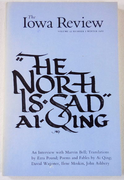 Image for The Iowa Review. Winter, 1981. Volume 12, Number 1