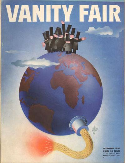Image for Vanity Fair November 1933 Issue (Magazine)