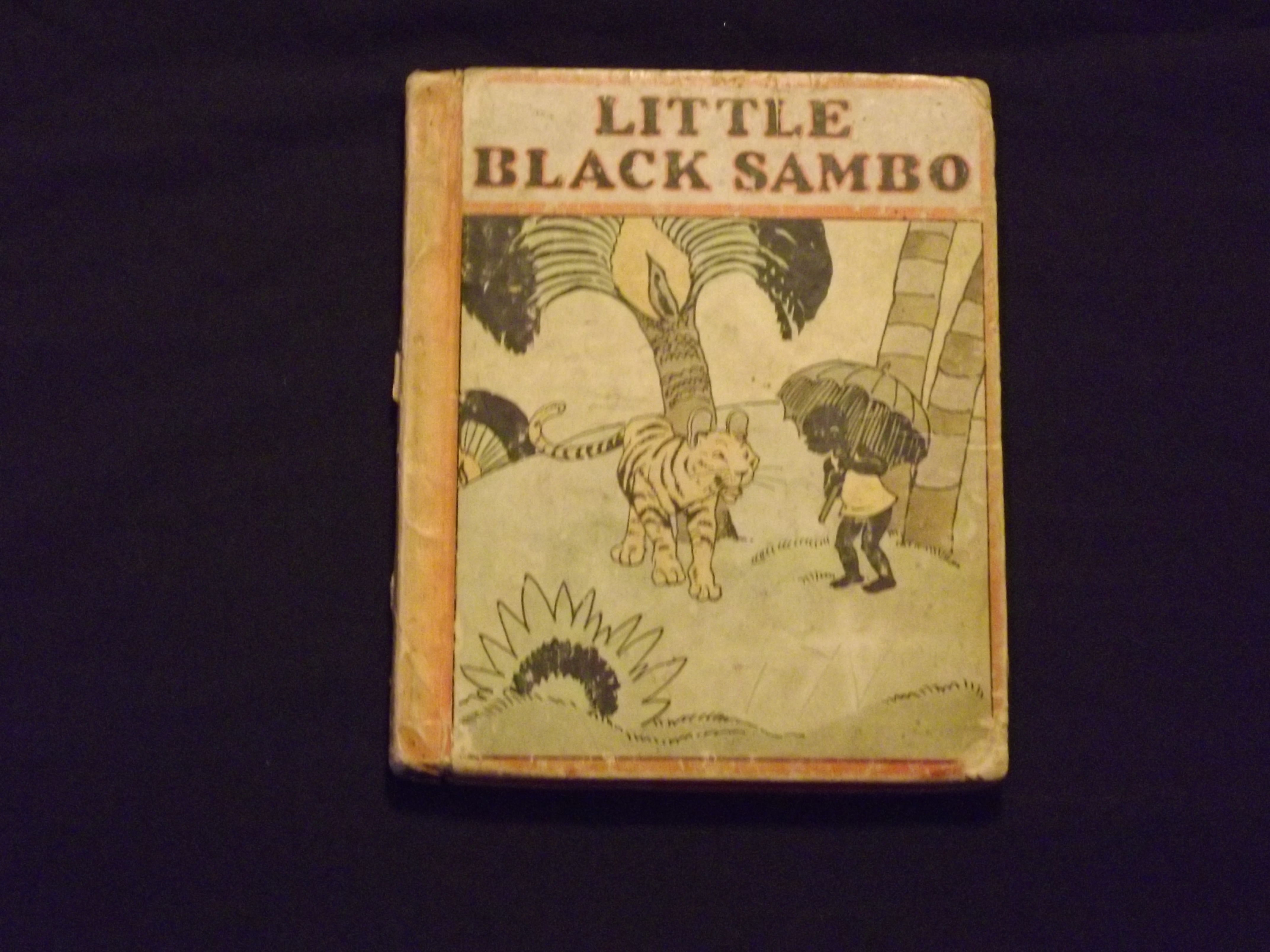 Little Black Sambo also The Gingerbread Man, and Titty ...