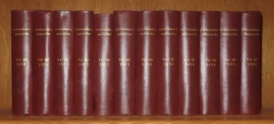 Image for The Gentleman's Magazine and Historical Chronicle. (1820-1825) 12 Volumes Volume LV - Volume LVI For The Years MDCCCXX - MDCCCXXV