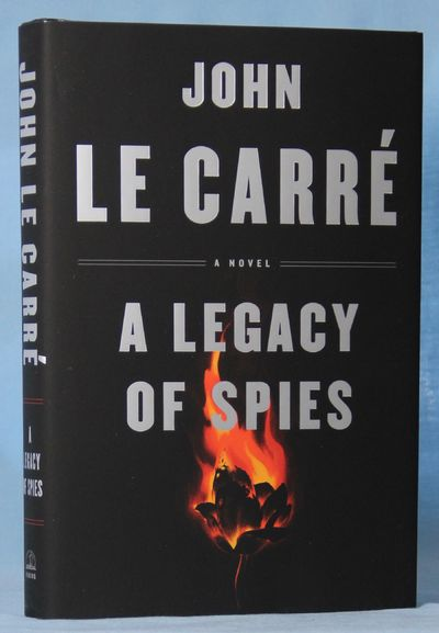 A Legacy of Spies, Le Carre, John