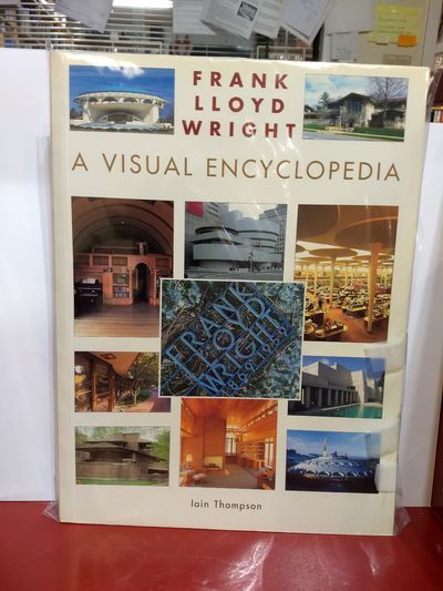 Image for Frank Lloyd Wright A Visual encyclopedia