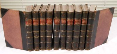 The Life of Samuel Johnson, LL.D. [10 Volumes]. Including a Journal of His Tour to the Hebrides, Boswell, James