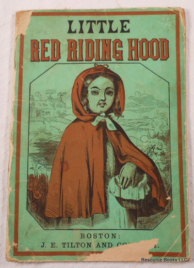Little Red Riding Hood, Anonymous - Fairy Tale