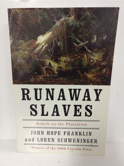 Image for Runaway Slaves: Rebels on the Plantation