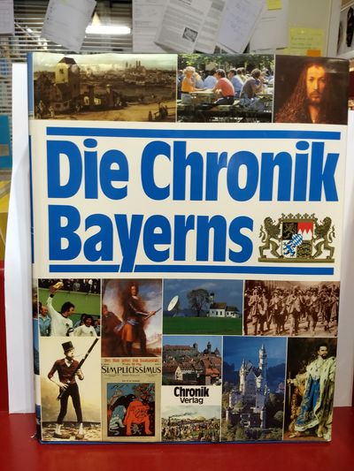 Image for Die Chronik Bayerns (GERMAN)