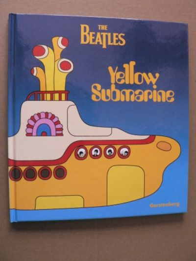 yellow submarine by the beatles used books hardcover 2004 from antiquariat upp and. Black Bedroom Furniture Sets. Home Design Ideas