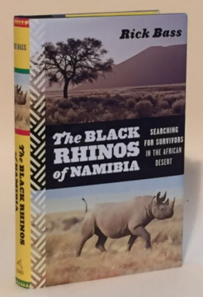 The Black Rhinos of Namibia, Bass, Rick