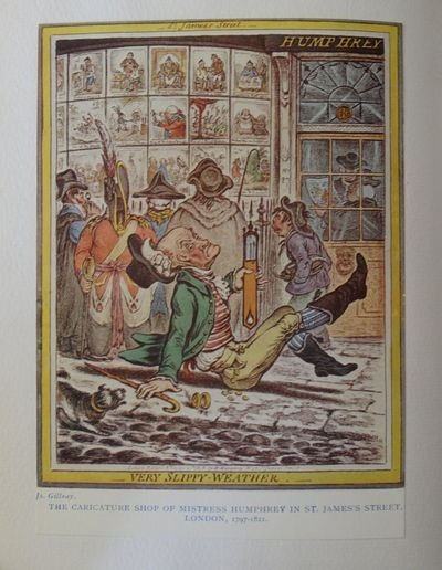 Image for Napoleon in Caricature, 2 volumes expanded to 6.  One of only fifty  copies. Signed by the author.  Bound by Stikeman.