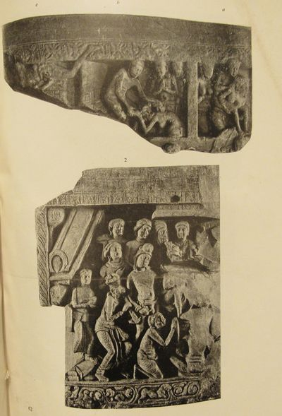 Image for Amaravati Sculptures in the Madras Government Museum.
