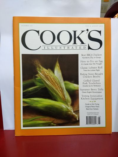 Image for Cook's Illustrated Number 123, July/August 2013